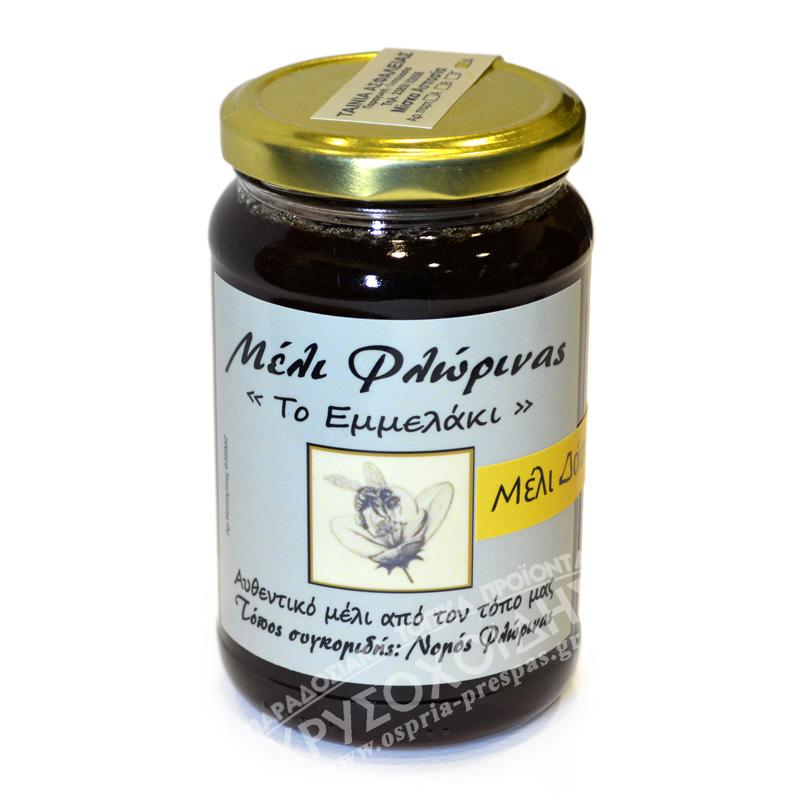 Μέλι Δάσους 400g – Το Εμμελάκι - Όσπρια Πρέσπας - Χρυσοχοΐδης