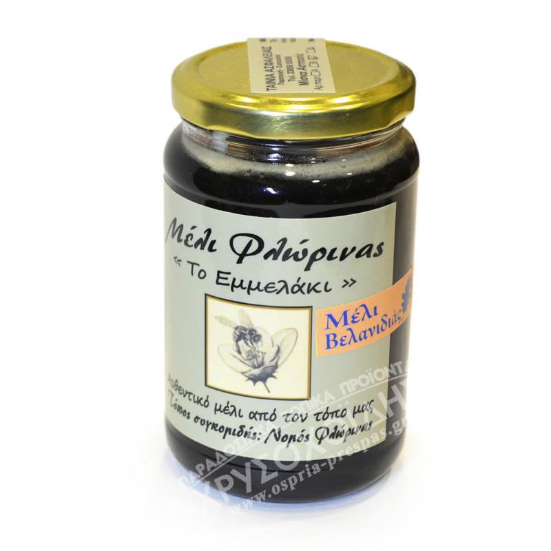 Μέλι Βελανιδιάς 400g – Το Εμμελάκι - Όσπρια Πρέσπας - Χρυσοχοΐδης