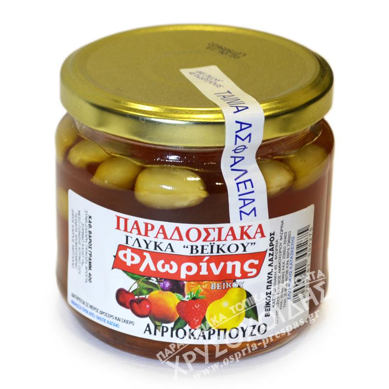 Αγριοκάρπουζο 400g – Γλυκά Βέικου - Όσπρια Πρέσπας - Χρυσοχοΐδης