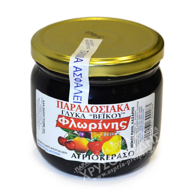 Αγριοκέρασο 400g – Γλυκά Βέικου - Όσπρια Πρέσπας - Χρυσοχοΐδης