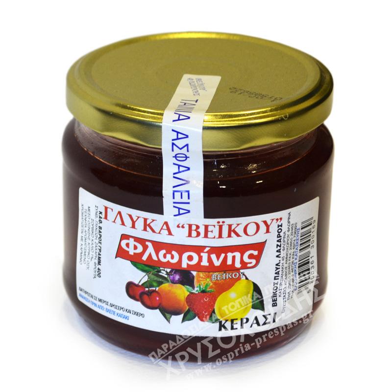 Κεράσι 400g – Γλυκά Βέικου - Όσπρια Πρέσπας - Χρυσοχοΐδης